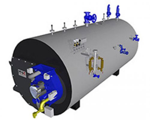 Steam Boilers - MNK Energy